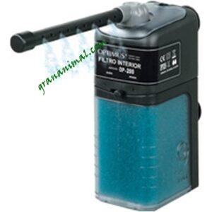 Filtro para acuario interior OPTIMUS 200 litros por hora