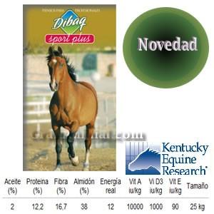 Pienso para caballos HORSE1 Sport Plus