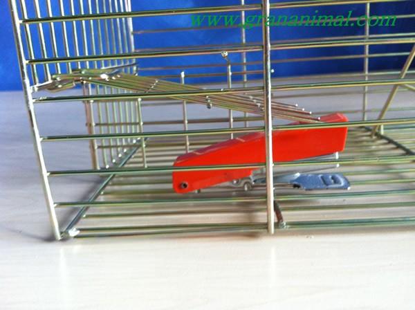 Jaula trampa Multicaptura para ratas ratones y otros roedores