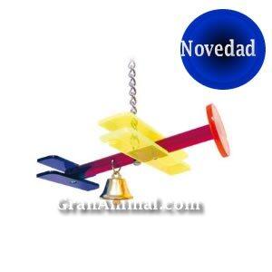 JUGUETES DE PAJAROS AVIONETA