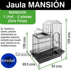 JAULA MANSION