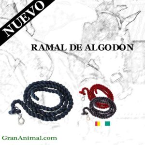 RAMAL DE ALGODON NEGRO
