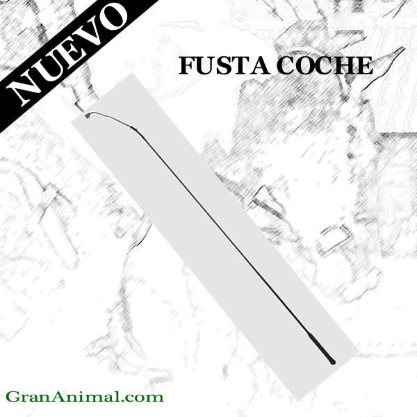 FUSTA DE COCHE NEGRA1.20 CM