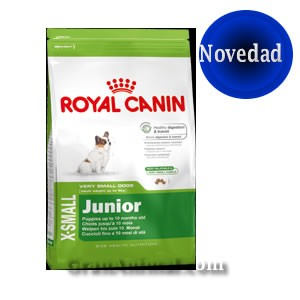 X-SMALL JUNIOR 3 kg ROYAL CANIN