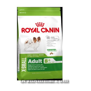 X-SMALL ADULT 8 + 1,5 KG ROYAL CANIN